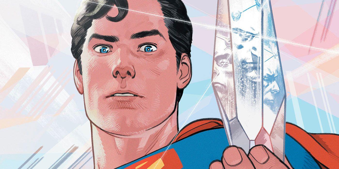 Superman '78 Covers Reveal Christopher Reeve's Brainiac   CBR