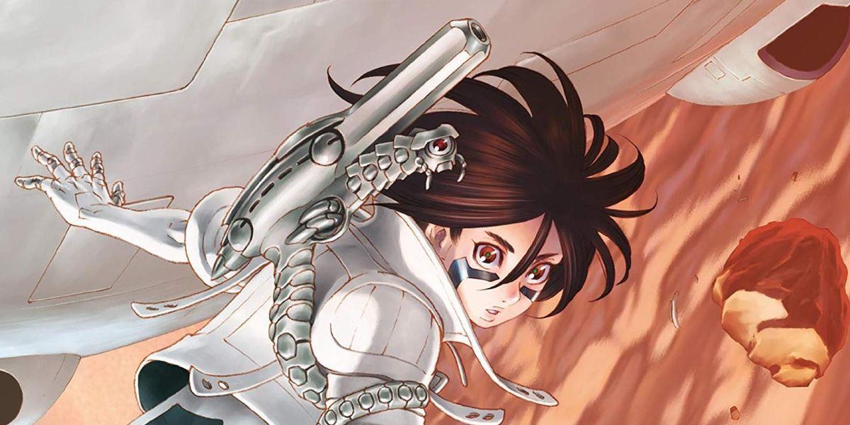 Battle Angel Alita Sequel Manga Goes on 2-Month Hiatus | CBR