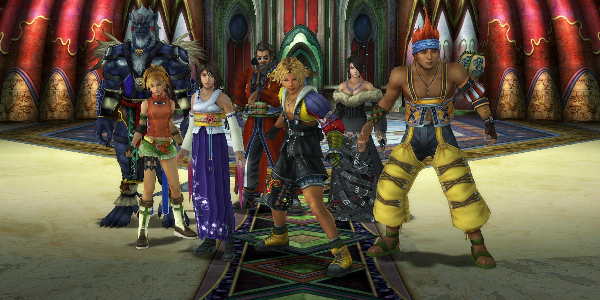 Os 5 melhores RPGs para PlayStation 2 5