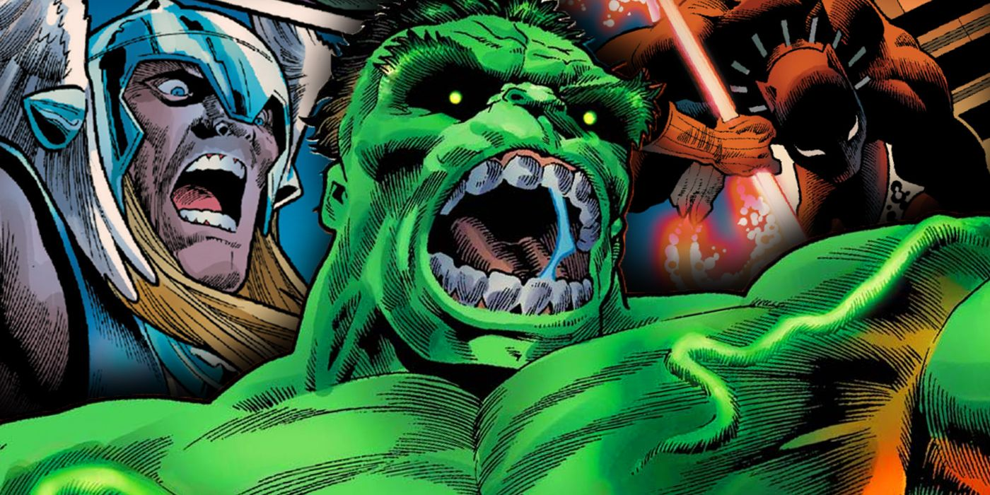 The Avengers Hate Hulk Because His Superpower Is Infectious Rage