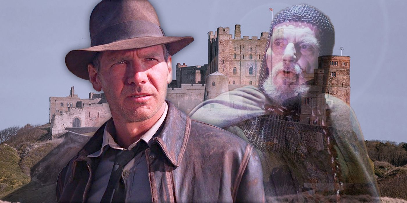 Indiana Jones 5 Crew Spooked by Filming in a Haunted Castle | CBR