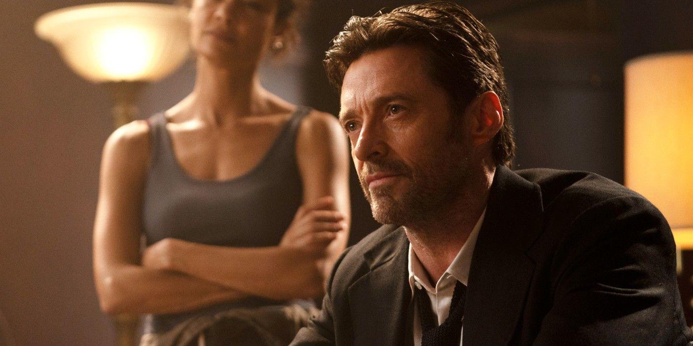 Hugh Jackman's Reminiscence Trailer Teases a Trippy Sci-Fi Thriller