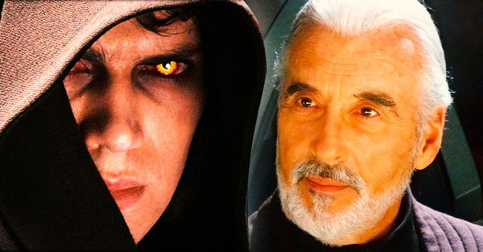 Sith Lords in Star Wars