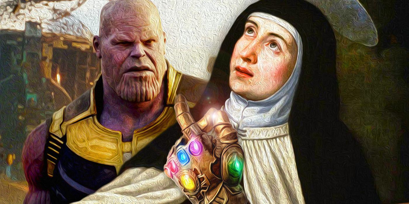 Did Marvel Base Thanos' Infinity War Gauntlet on a Catholic Saint's Severed Hand?