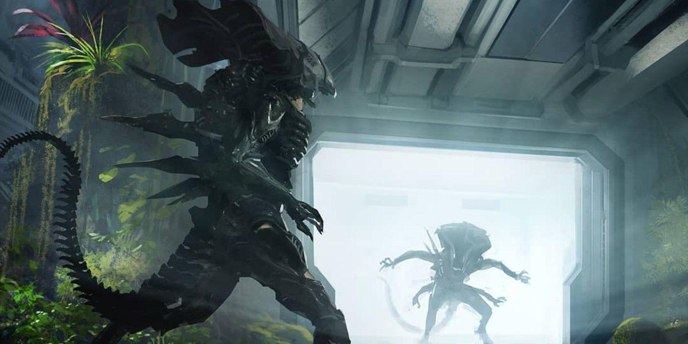 Alien: Concept Art From Neil Blomkamp's Scrapped Sequel Surfaces