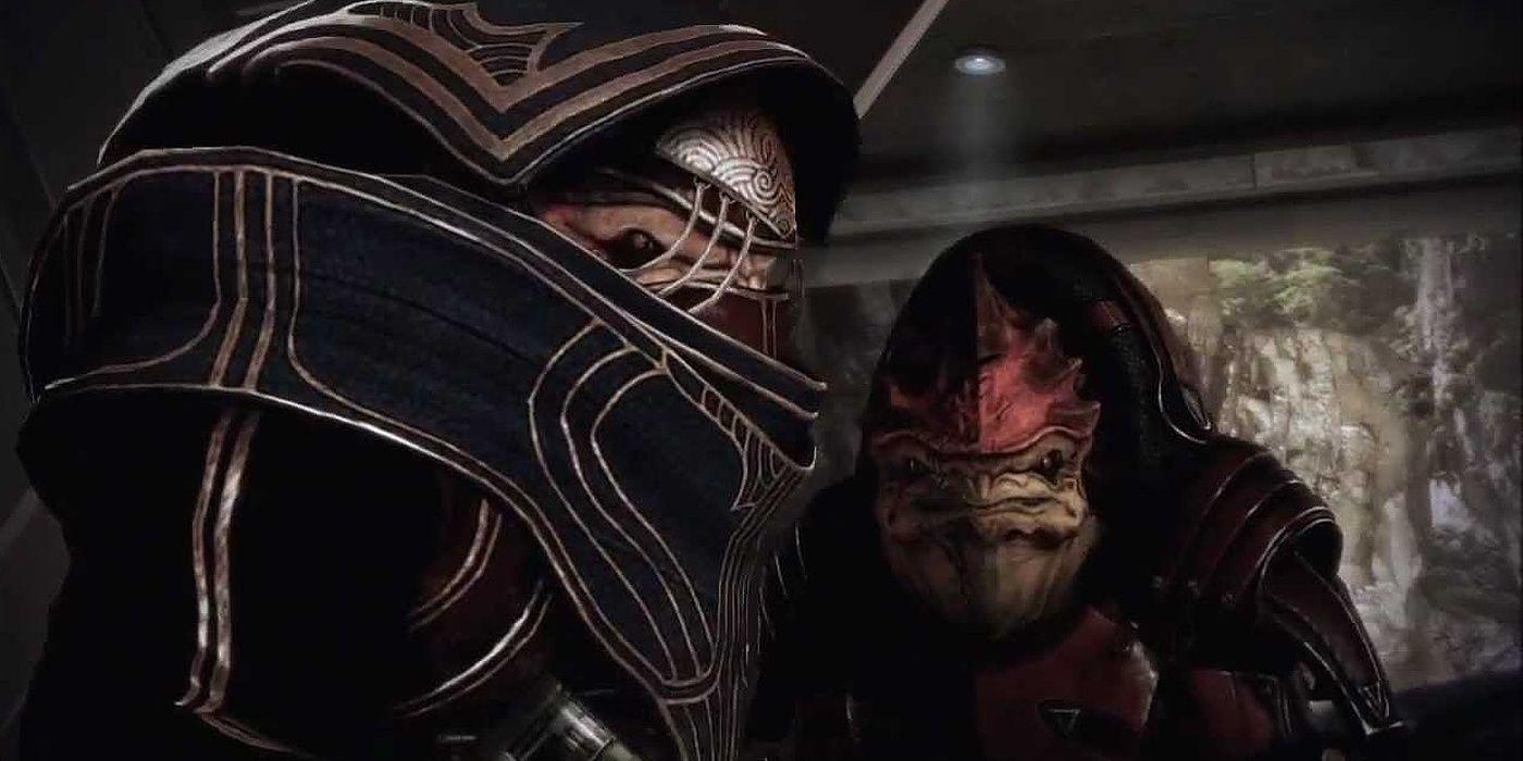 Mass Effect Anatomy: Krogan Biology is WEIRD (And Terrifying)