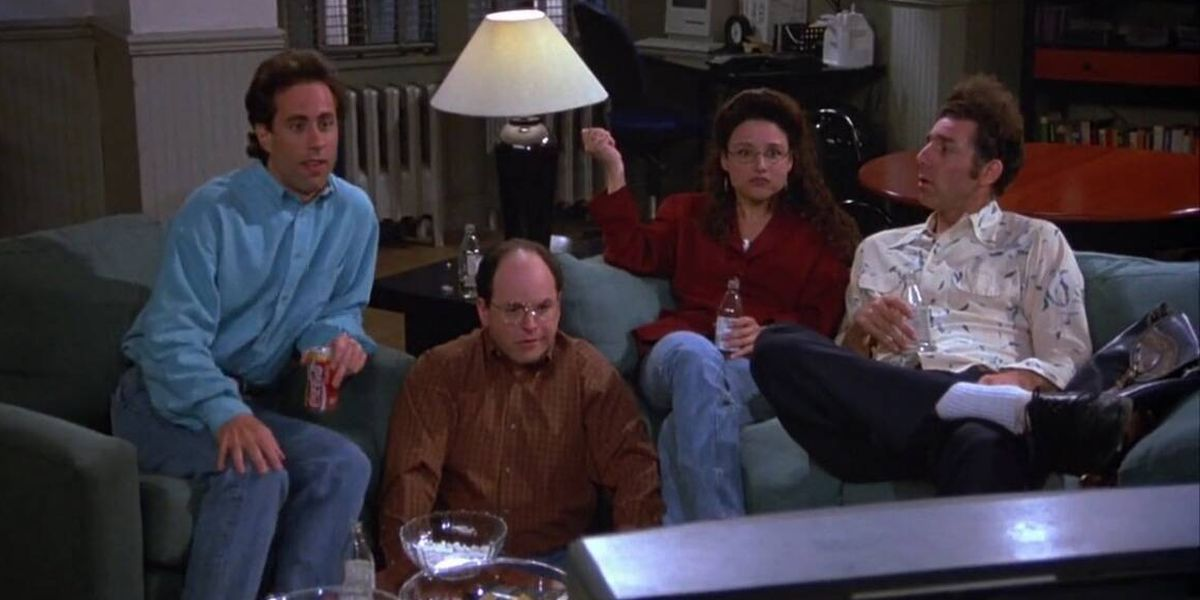 Seinfeld Season 2 Episode 'The Bet' Was Too Controversial to Produce