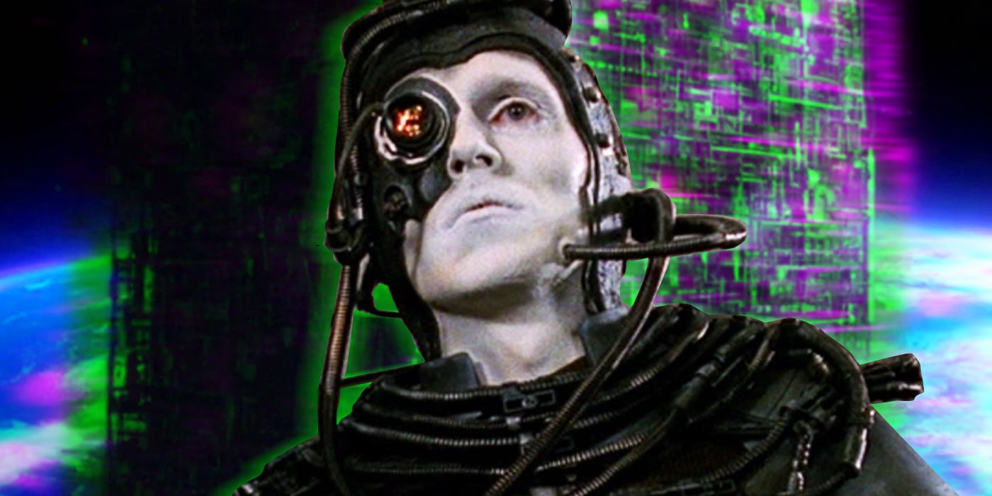 Star Trek: Why Some Borg Assimilation Victims Look Different