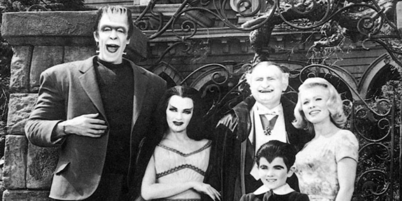 Rob Zombie Confirms His Long-Rumored Munsters Movie | CBR