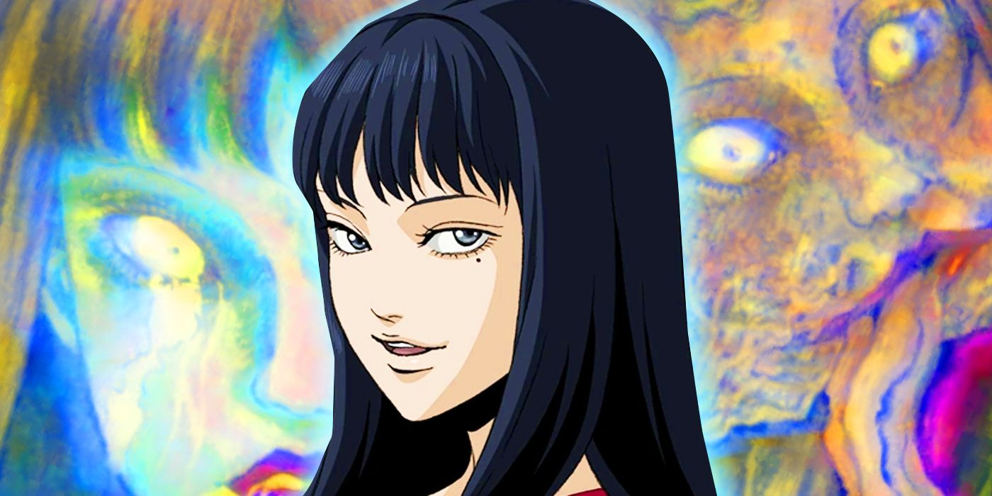 Junji Ito's Tomie Deserves Her Own Anime   CBR