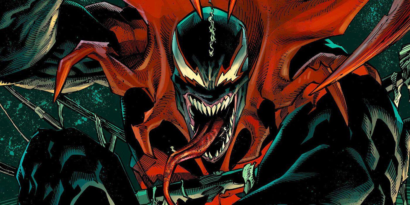EXCLUSIVE: Marvel Teases a Venom/Carnage Hybrid Makeover for Miles Morales