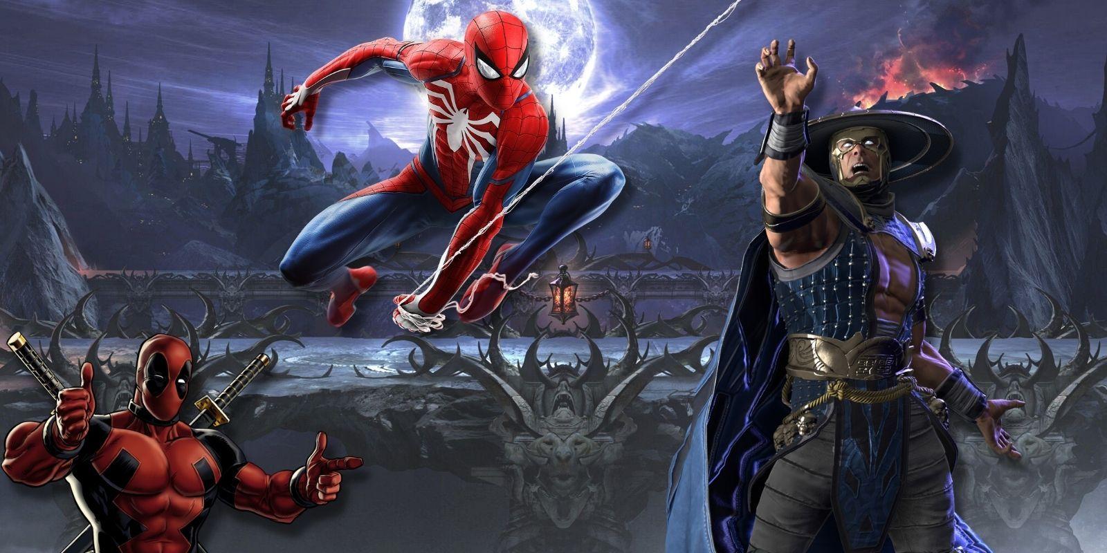 RUMOR: Roster for NetherRealm's Marvel Fighting Game Leaks | CBR - CBR - Comic Book Resources