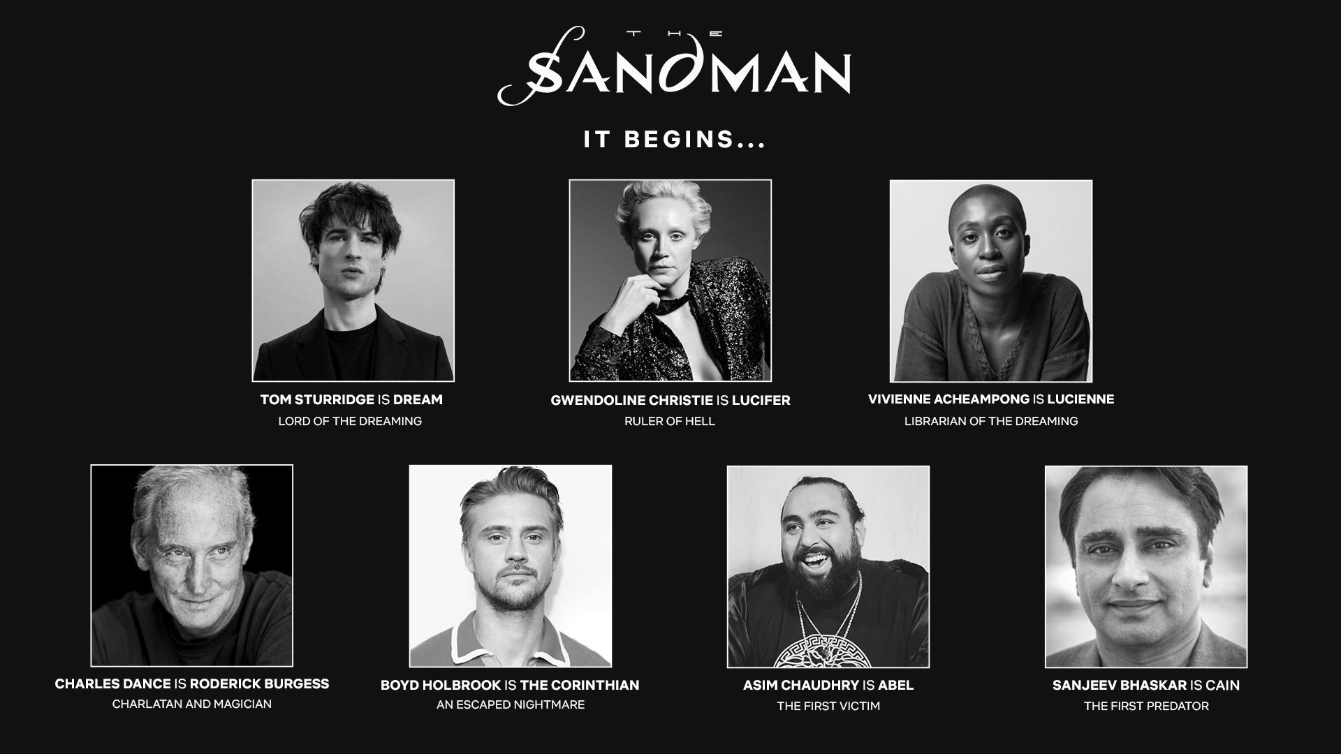 Sandman da Netflix primeira temporada; Data de Lançamento; Trailer; Enredo e Todas as Novidades 2