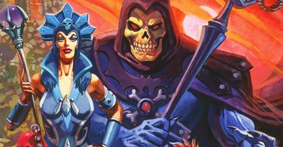 Masters of the Universe: Revelation Reveals Skeletor's DEADLIEST Weapon
