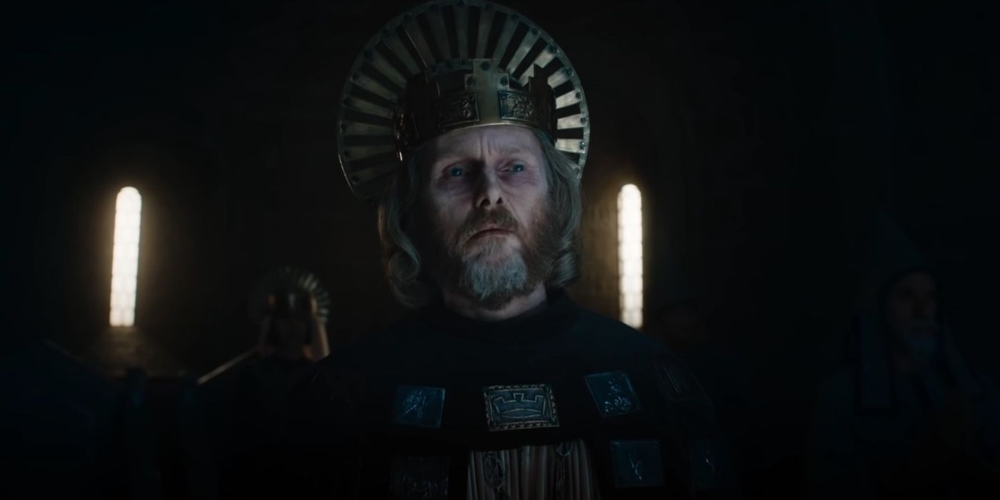 Why The Green Knight's King Arthur Is One of Cinema's Best | CBR - CBR - Comic Book Resources