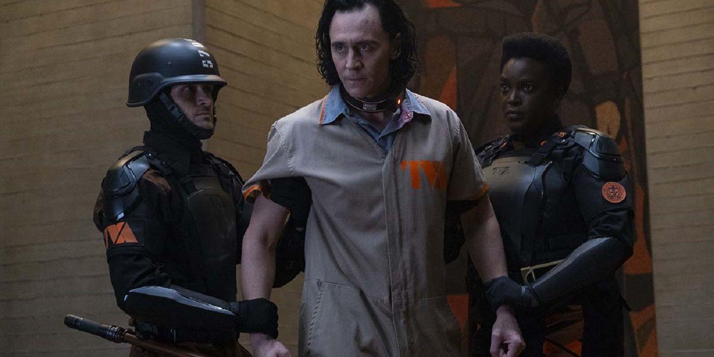 Loki Memiliki Telur Paskah yang Tidak Sengaja Sempurna.