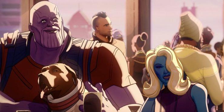 What If...? Repairs Thanos and Nebula's Relationship   CBR