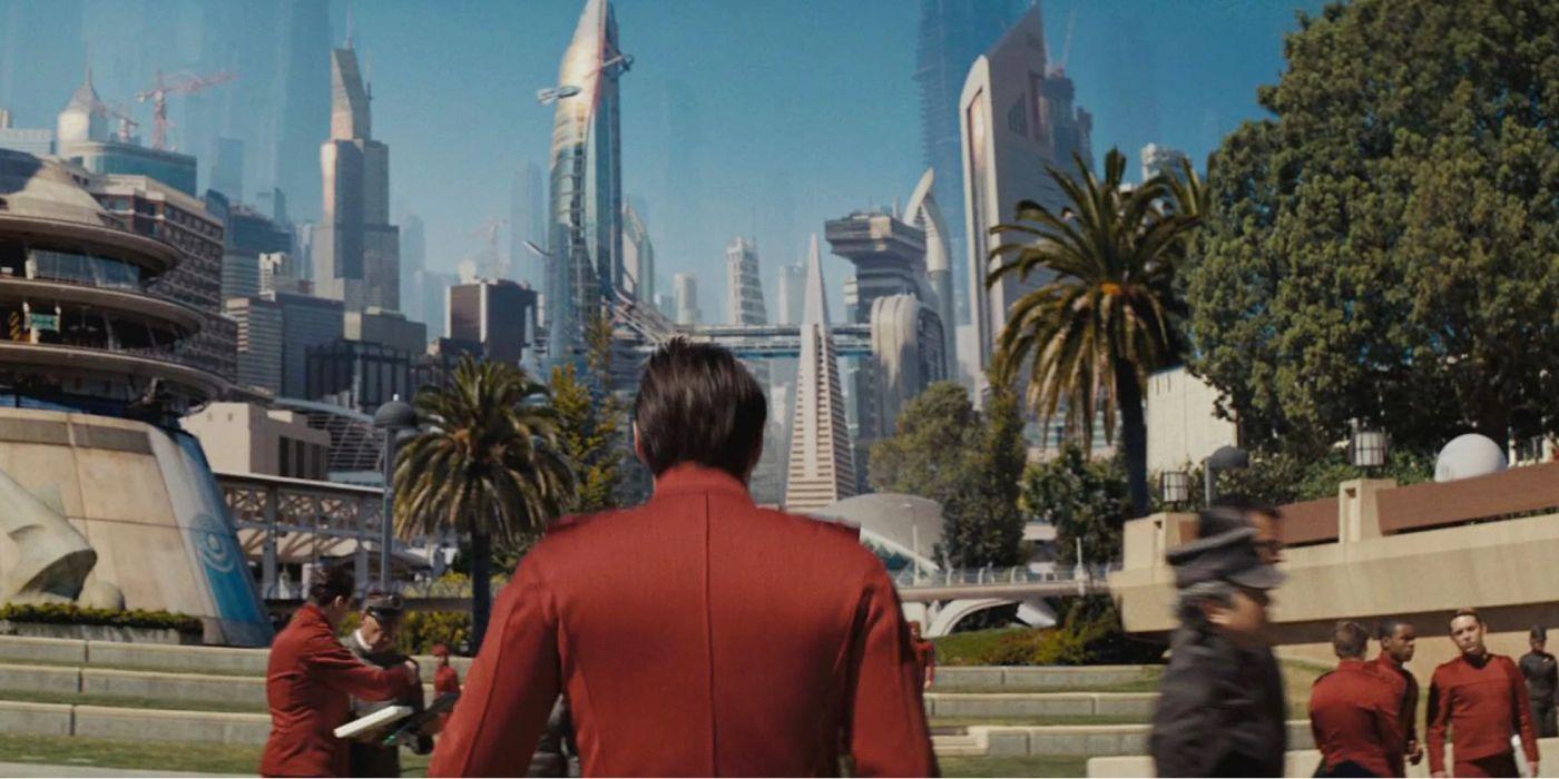 Paramount Is Developing a Starfleet Academy Star Trek Series