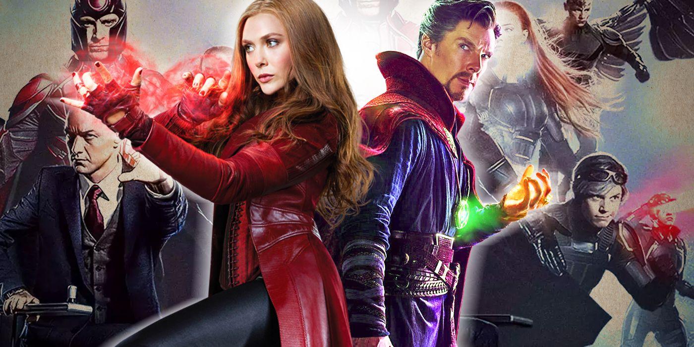 REPORT: Doctor Strange 2 Pits Wanda Against a Fox Marvel Character