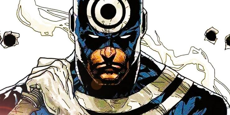 Bullseye is an all-together package that makes him more extraordinary and scary for most smart heroes alive.