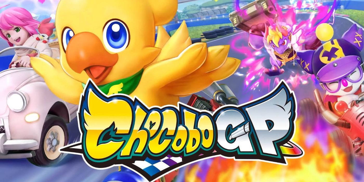 Final Fantasy Finds Its Inner Mario Kart With Chocobo GP | CBR
