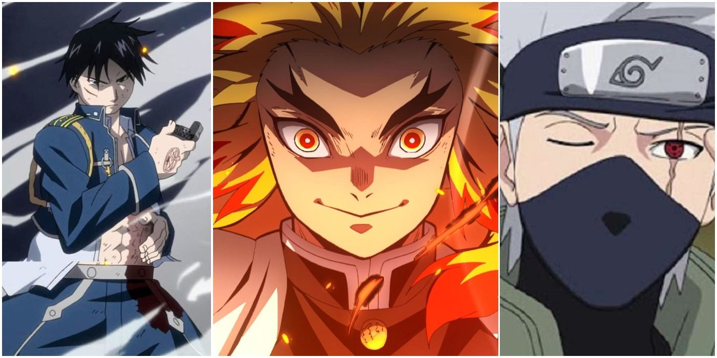 10 Of The Best Squad Captains In Anime   CBR