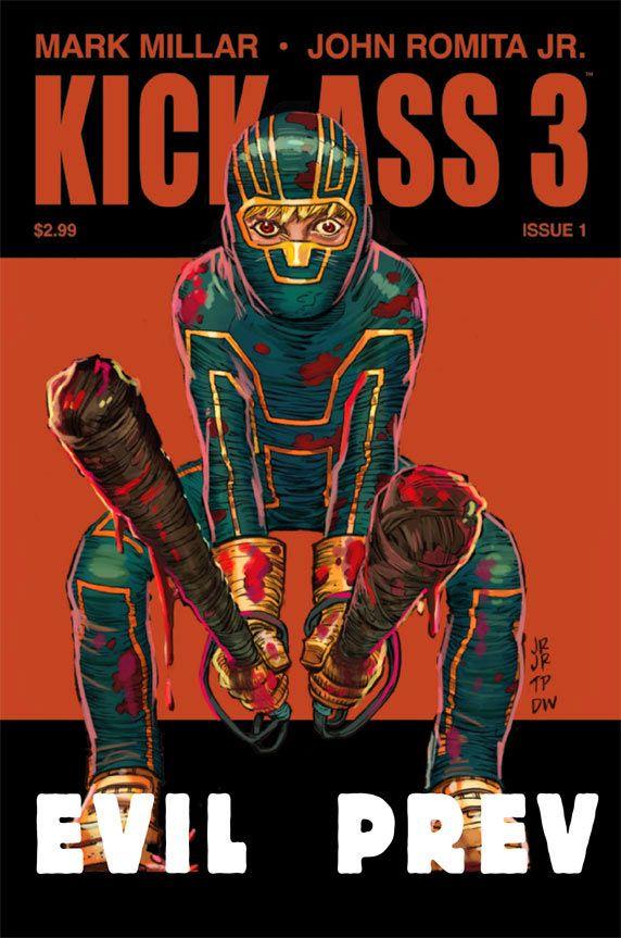 Kick-Ass 3 #1 | CBR