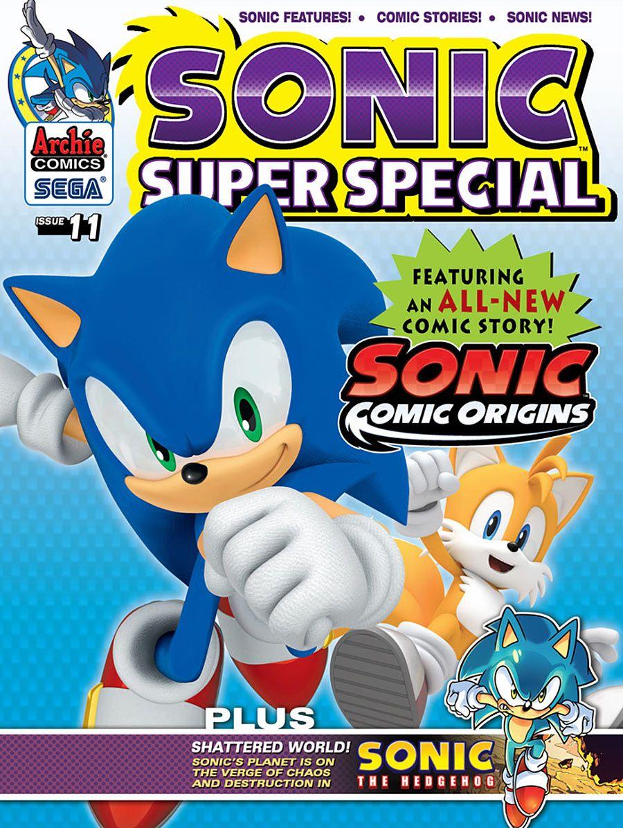 Sonic Super Special #11 | CBR
