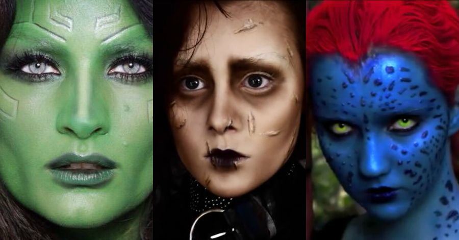 10 Epic Movie Makeup Tutorials To Transform Your Halloween