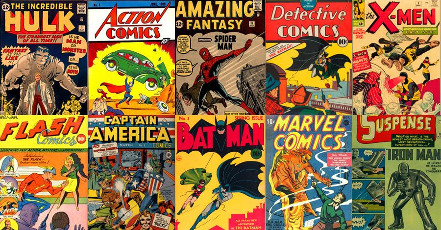 The 10 Most Expensive Comic Books Ever Sold Cbr