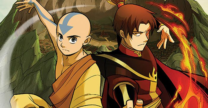 Exclusive Yang Guides Avatar The Last Airbender Through Smoke