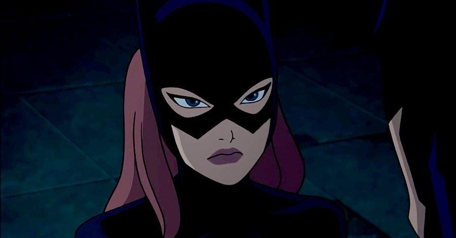 batgirl sex