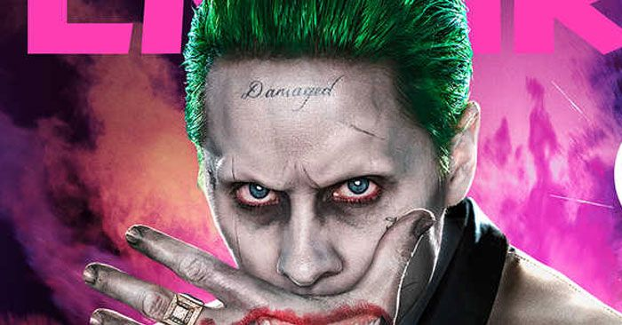 Joker Puts A Smile On His Face With New Suicide Squad Photo
