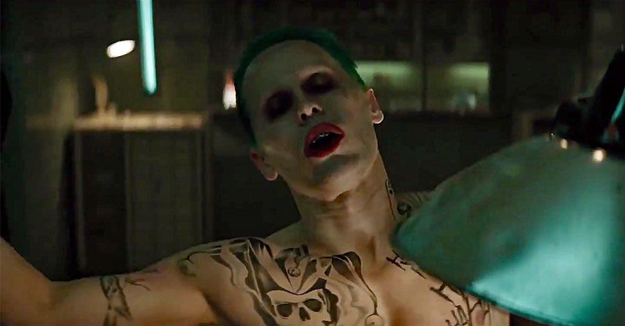 """Joker Gets the Last Laugh in New """"Suicide Squad"""" International Trailer"""