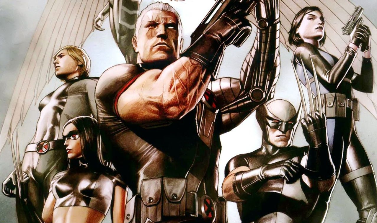 Fox's 'X-Force' Movie Will Feature Five-Person Team, Millar Teases
