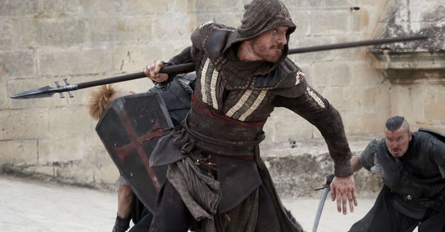 New 'Assassin's Creed' Images Take Michael Fassbender to Past and Present